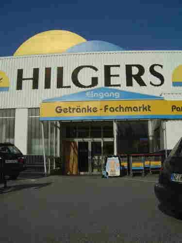 Johann Hilgers GmbH Ihr Getränle-Spezialist